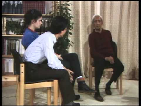 J. Krishnamurti - Brockwood Park 1985 - Discussion with Students 3 - Isn't comparison a form of...