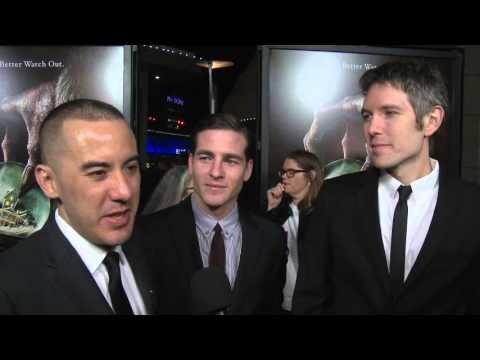 Krampus: Michael Dougherty Red Carpet Movie Premiere Interview