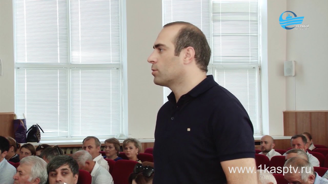 О событиях и происшествиях прошедшей недели говорили на еженедельном аппаратном совещании в администрации Каспийска
