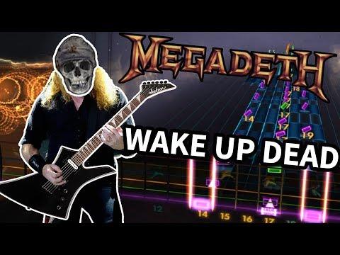 Megadeth - Wake Up Dead 95% (Rocksmith 2014 CDLC) Guitar Cover