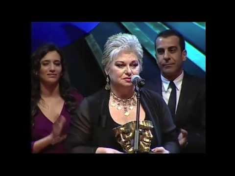 Kadriye Kenter - Yılın En Başarılı Müzikal/Komedi Yardımcı Kadın Oyuncusu - Afife Ödülleri 2010