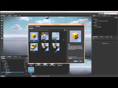 Build a VR experience using the Autodesk Stingray Game Engine