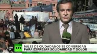 Néstor Kirchner Será Velado El Jueves En La Casa Rosada.flv
