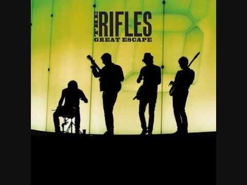The Rifles - Out In The Past