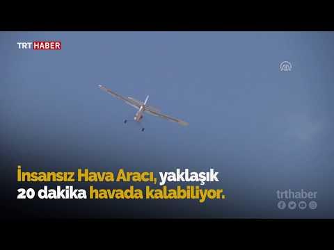 Lise öğrencileri insansız hava aracı yaptı