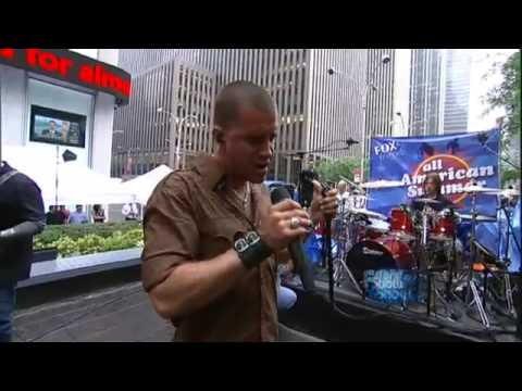 Creed - My Own Prison (Fox & Friends 06-26-09)