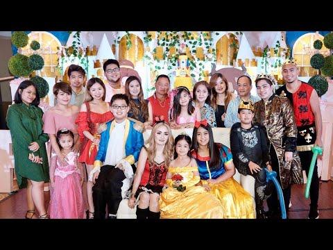 Vlog No. 169 - Royal Ball: Princess Francesca Hyacinth's 7th Birthday! | Pinas Vacation 2017