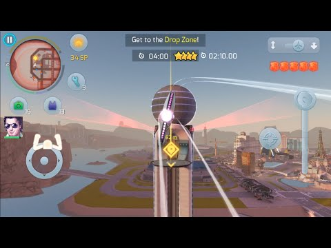 UFO SIGHTINGS # 1 - 4 Stars Guide [Gangstar Vegas Solo Event