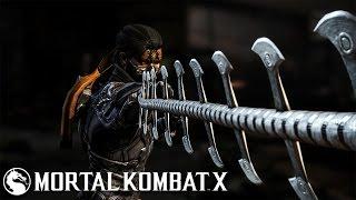 Mortal Kombat X - Takeda Combo Video by Vman