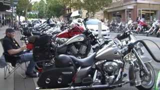 Bikes Blues & Barbeque (BBB) Affecting Businesses - Aired on Sep. 28, 2015