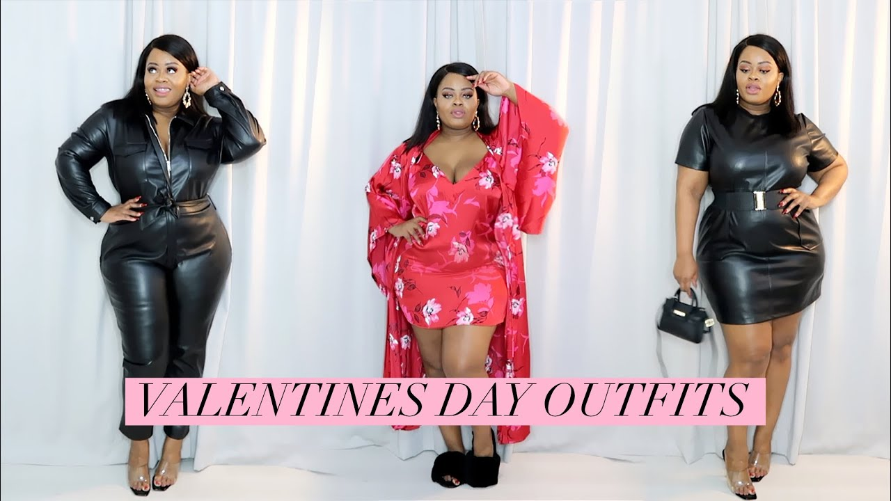 Plus Size Primark Try On Haul | Valentines Day Outfits | Edee Beau