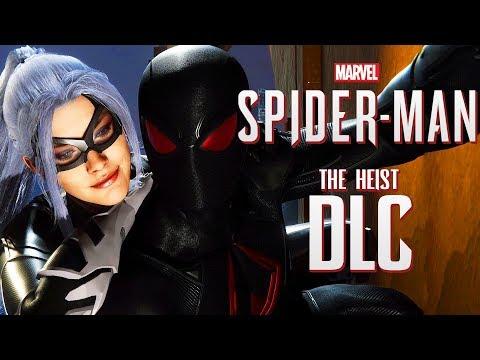 Прохождение Spider-Man PS4: The Heist DLC [2018] — Часть 3: КРАСИВАЯ ПАРА.ФИНАЛ