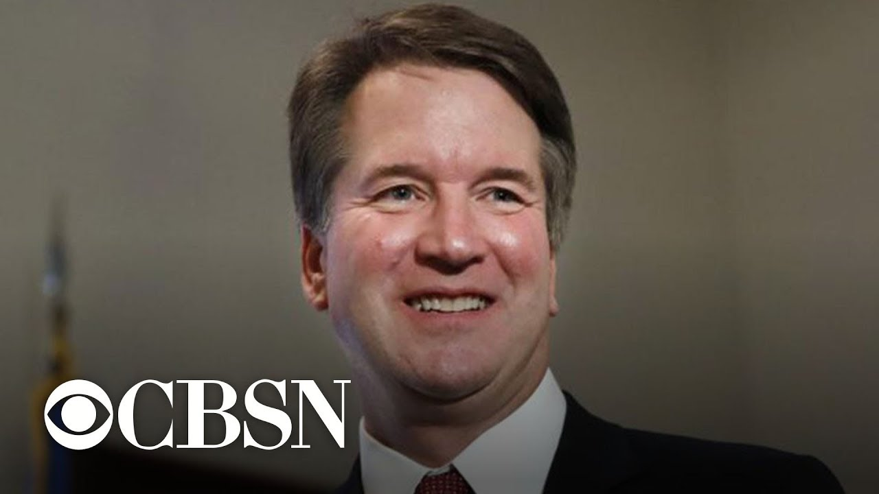Brett Kavanaugh's Confirmation at Risk After Accusation by Christine Blasey Ford