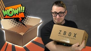 Was steckt drin? 🎁 ZAVVI ZBOX 03/2018  [Technik, German, Deutsch]