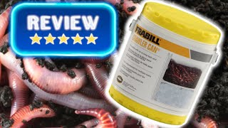 Review on the Frabill Crawler Can / Worm Can