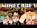 Minecraft Modded Cops N Robbers : THE WALKING DEAD!