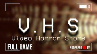 V.H.S. Video Horror Story Gameplay | Full Game (No Commentary)