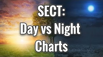 Sect: The Difference Between Day and Night Charts