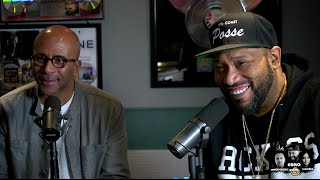 Professors Bun B & Anthony Pinn talk Religion and Hip-Hop Course on Ebro in the Morning!