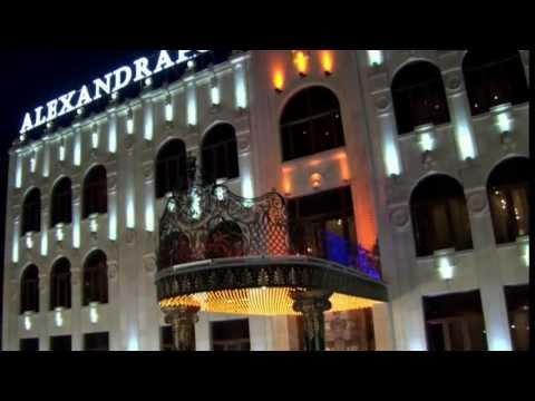 ALEXANDRAPOL HOTEL PALACE IN GYUMRI
