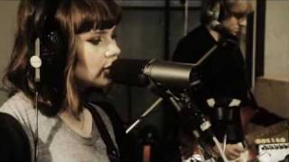 Kate Nash - 'Don't  You Want To Share The Guilt?' live at Rak Studios, London