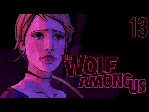 THE GIRL WITH THE RIBBON - The Wolf Among Us Ch.5 Pt.1