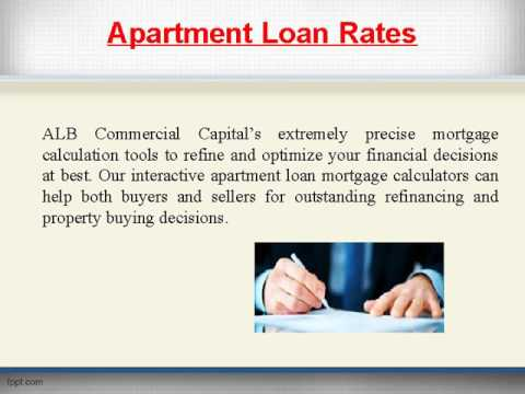 Fannie Mae's Small Apartment Loan Program