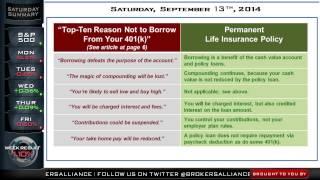 Saturday Summary - September 13, 2014