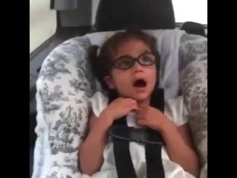 Mariah Carey's Daughter sings her song