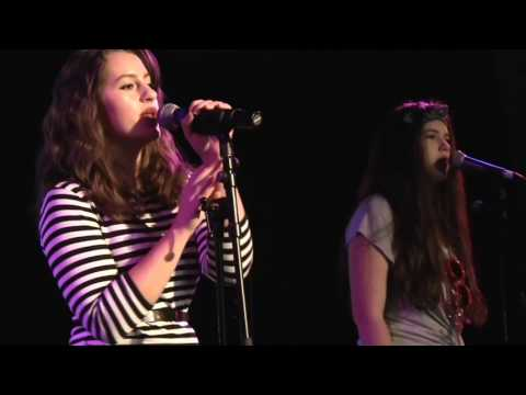 Pat Benatar - We Belong (acoustic) - Oak Park School of Rock