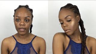 Sweat Proof Summer Makeup Tutorial For Oily Skin