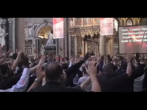 Let the Fire Fall: Worldwide Priests' Retreat - Rome
