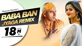 Download lagu Baba Ban Jyaga - DJ Remix - Masoom Sharma | Anjali Raghav, Manoj Kinha | New Haryanvi DJ Song 2019