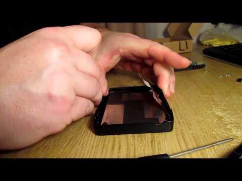 Naprawa GPS (Wymiana ekranu dotykowego).