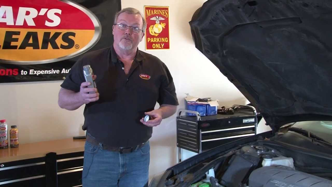 VIDEO: How to Install Bar's Leaks Rear Main Seal Repair (p/n 1040)
