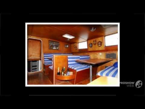 Augusta ketch steel 70 sailing boat, sailing yacht year - 1989