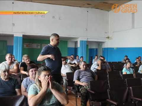 Жители Красногвардейского района VS нефтяников