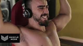 Musclemesh Egzersiz Eğitim Serisi: Dumbell Shoulder Press