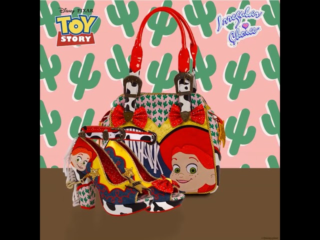 Irregular Choice x Toy Story Collection