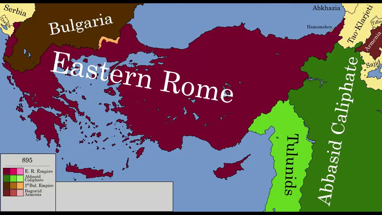 Anadolu'nun Tarihi ( M.Ö 1500 - M.S 2018)