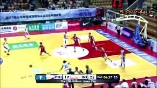 Gilas Pilipinas vs. Iran: Time, Live Stream for 2015 William Jones Cup