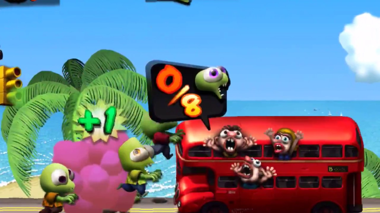 ZOMBIE TSUNAMI Android / iOS Gameplay First Levels | Free ...