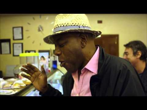 Ainsley Harriott & Palermo Street Food Part 2