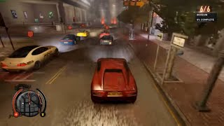 Gameplay of Sleeping Dogs on Dell Inspiron 15 7577 - Ultra Settings