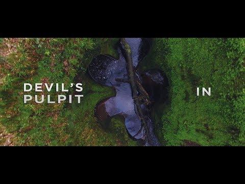 Devil's Pulpit - Inside 4K Drone