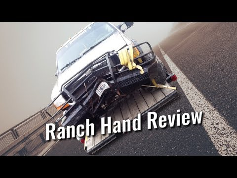 Ranch Hand Bumpers Review
