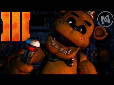 Five Nights At Freddy's Custom Zombies Map On Black Ops 3! thumbnail