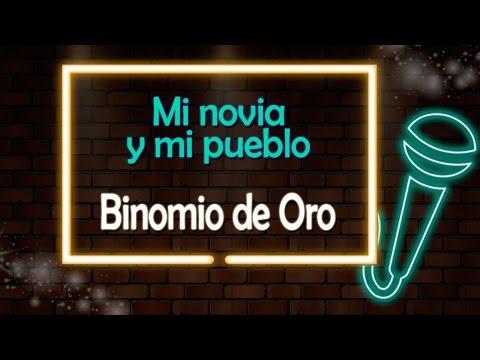 Mi Novia y Mi Pueblo - Version Karaoke / Discos Fuentes