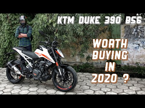 KTM Duke 390 BS6 Review - Worth Buying In 2020 ?