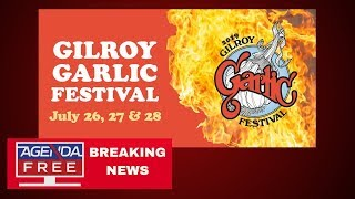 Shooting Reported at Gilroy Garlic Festival - LIVE BREAKING NEWS COVERAGE